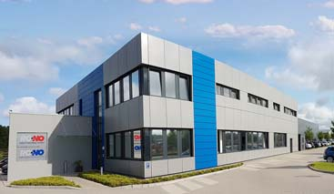New office & production facility 2014