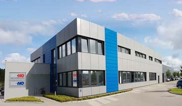 Neues Büro und Fertigung RONO 2014